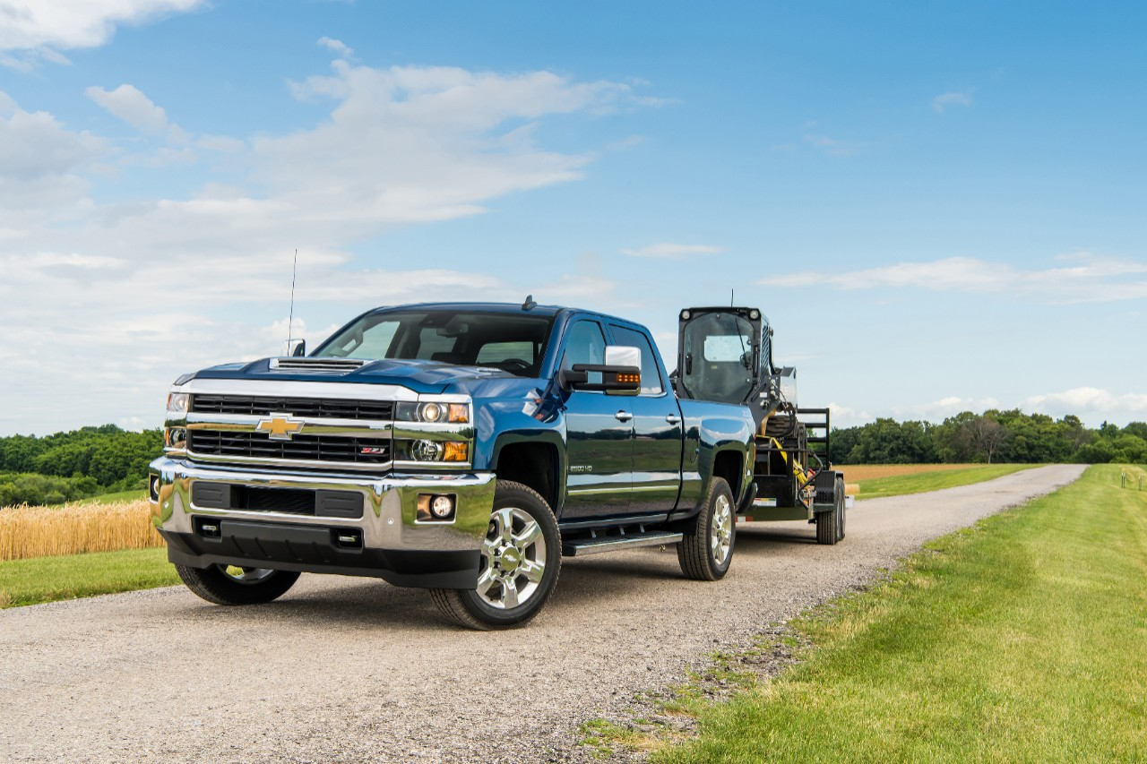 Chevrolet Silverado HD, Tahoe Nab Segment Honors in 2018 ...