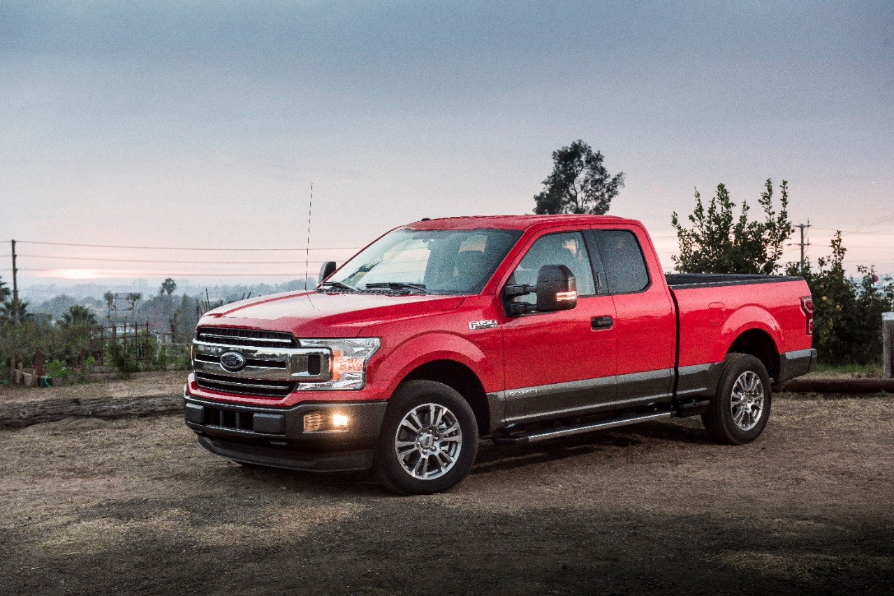 2018 Ford F-150 Power Stroke Turbo-Diesel to Offer 30 MPG HWY; Best-in-Class Towing, Hauling ...