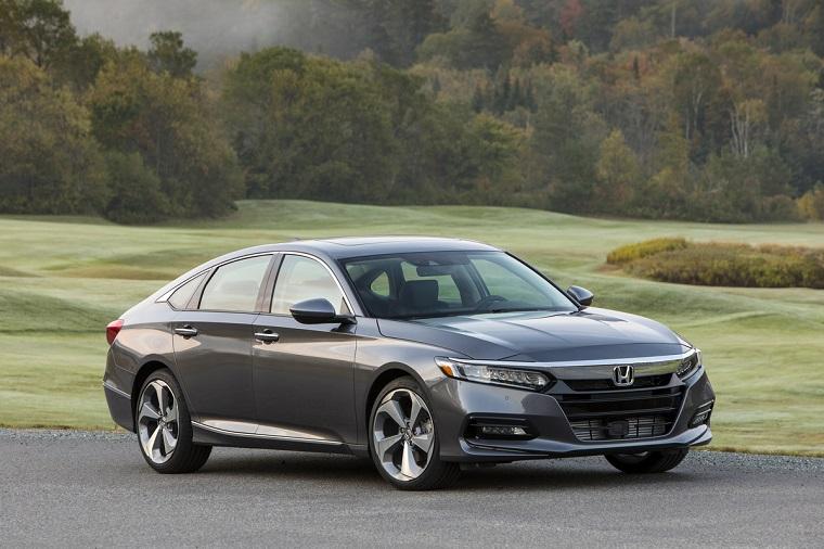 2018 Honda Accord Named 2018 North American Car of the ...