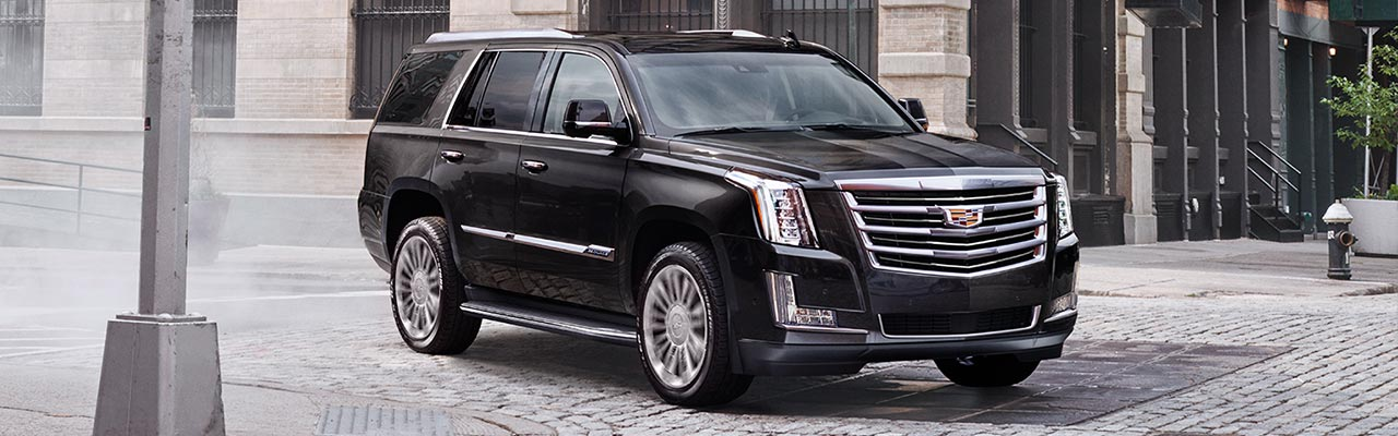 2018 Cadillac Escalade ESV Overview - The News Wheel