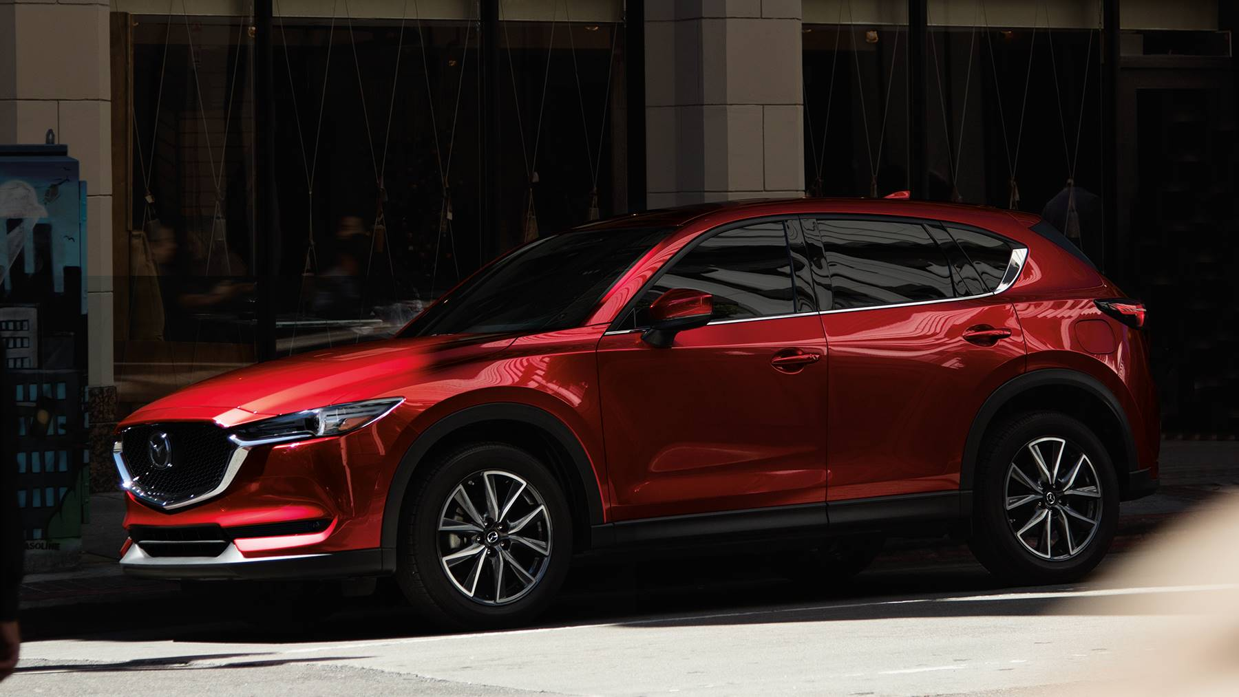 2018 Mazda Cx 5 Overview The News Wheel