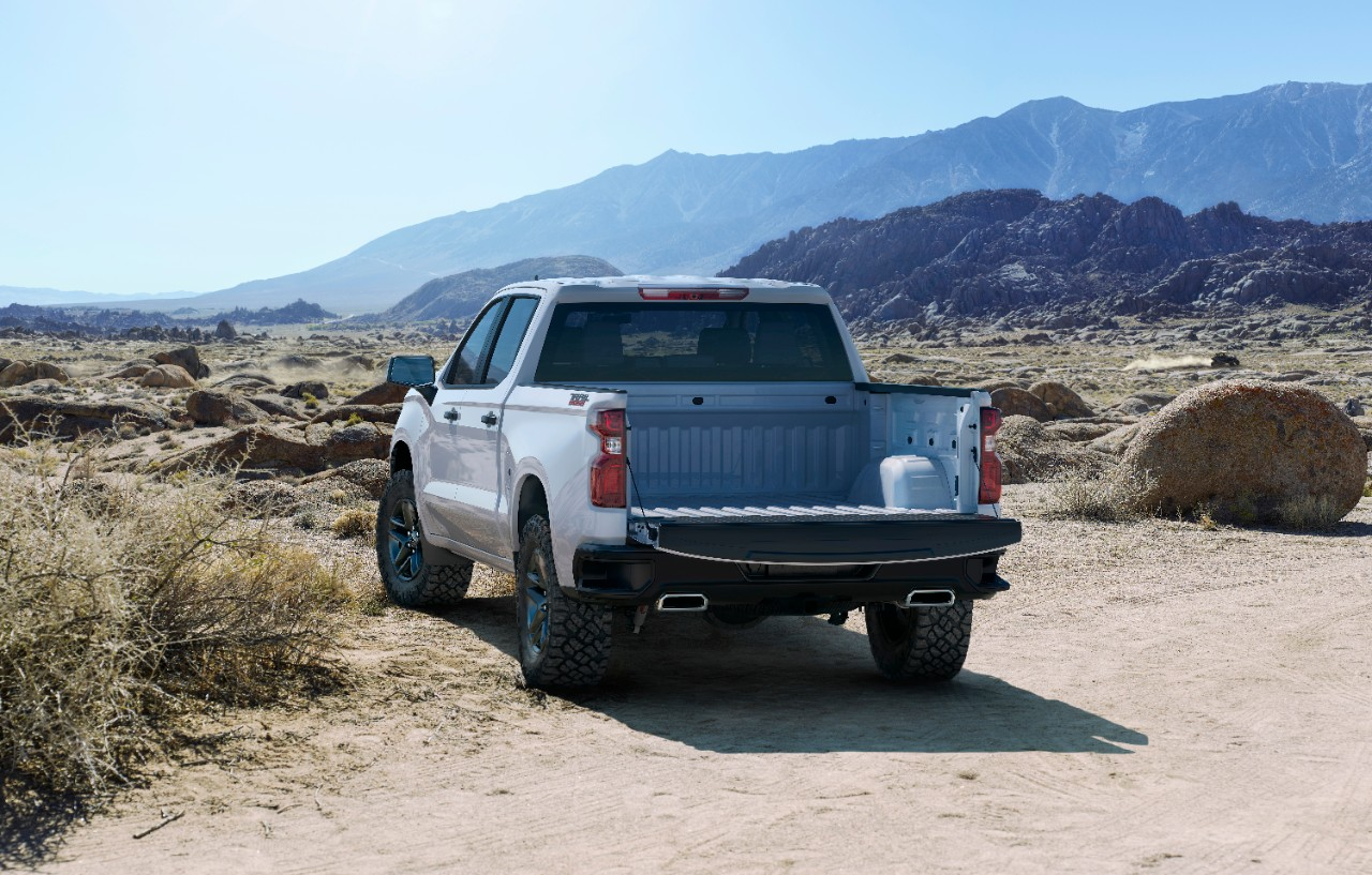 [PHOTOS] 2019 Chevrolet Silverado 1500 Will Be Up to 450 Pounds Lighter, Offered with 3.0-Liter ...