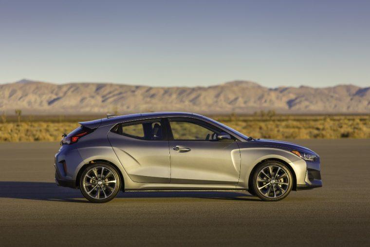 2019 Hyundai Veloster hatchback car redesign generation pillar designs