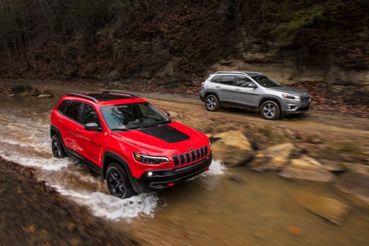 Strong Sales For The Cherokee And Wrangler Lead To Jeep S Best June