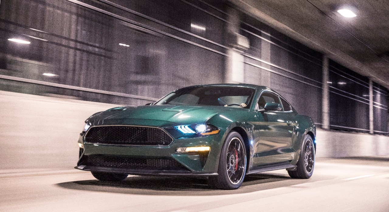 Number One with a Bullitt: 2019 Ford Mustang Bullitt Pays Proper Homage to the Steve McQueen ...