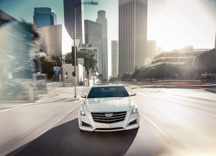 2018 Cadillac CTS Sedan