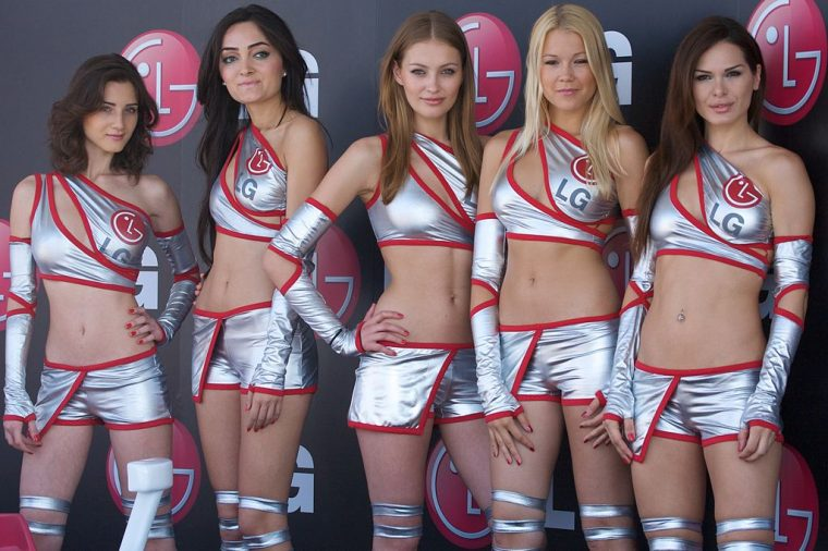 Formula One Ditching Grid Girls After All The News Wheel