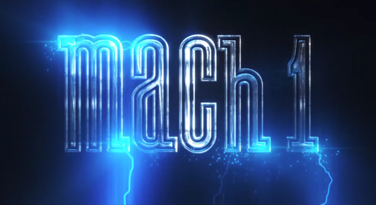 Ford Mach 1 teaser
