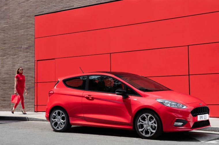 New Ford Fiesta