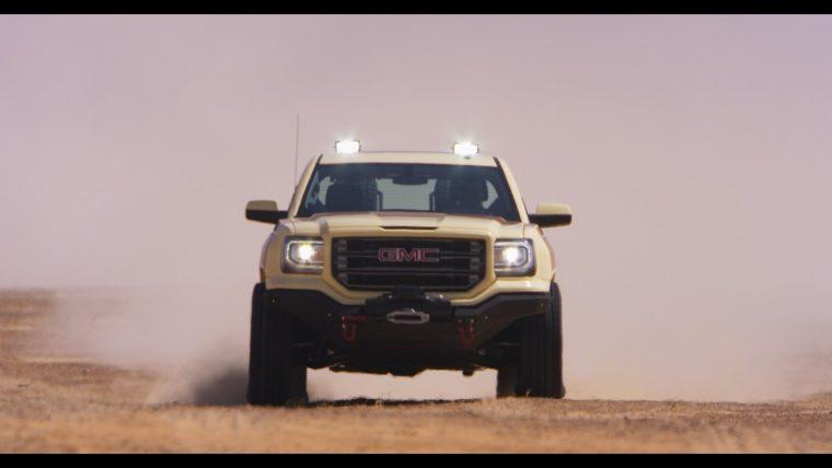 GMC Desert Fox Concept Truck