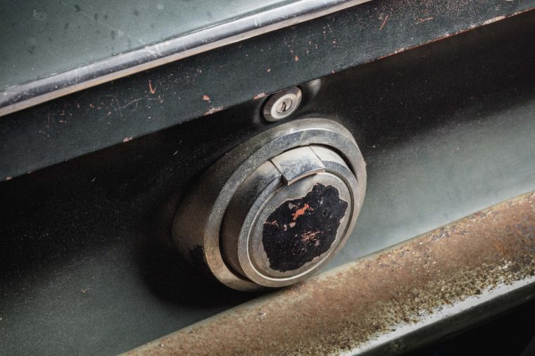 1968 Ford Mustang Bullitt cap