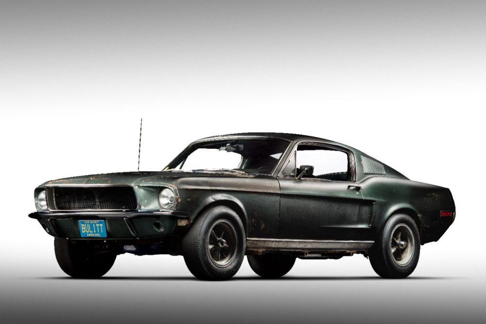 1968 Ford Mustang GT Bullitt | McQueen Bullitt Mustang sells
