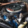 1968 Ford Mustang GT Bullitt 390 cubic inch engine