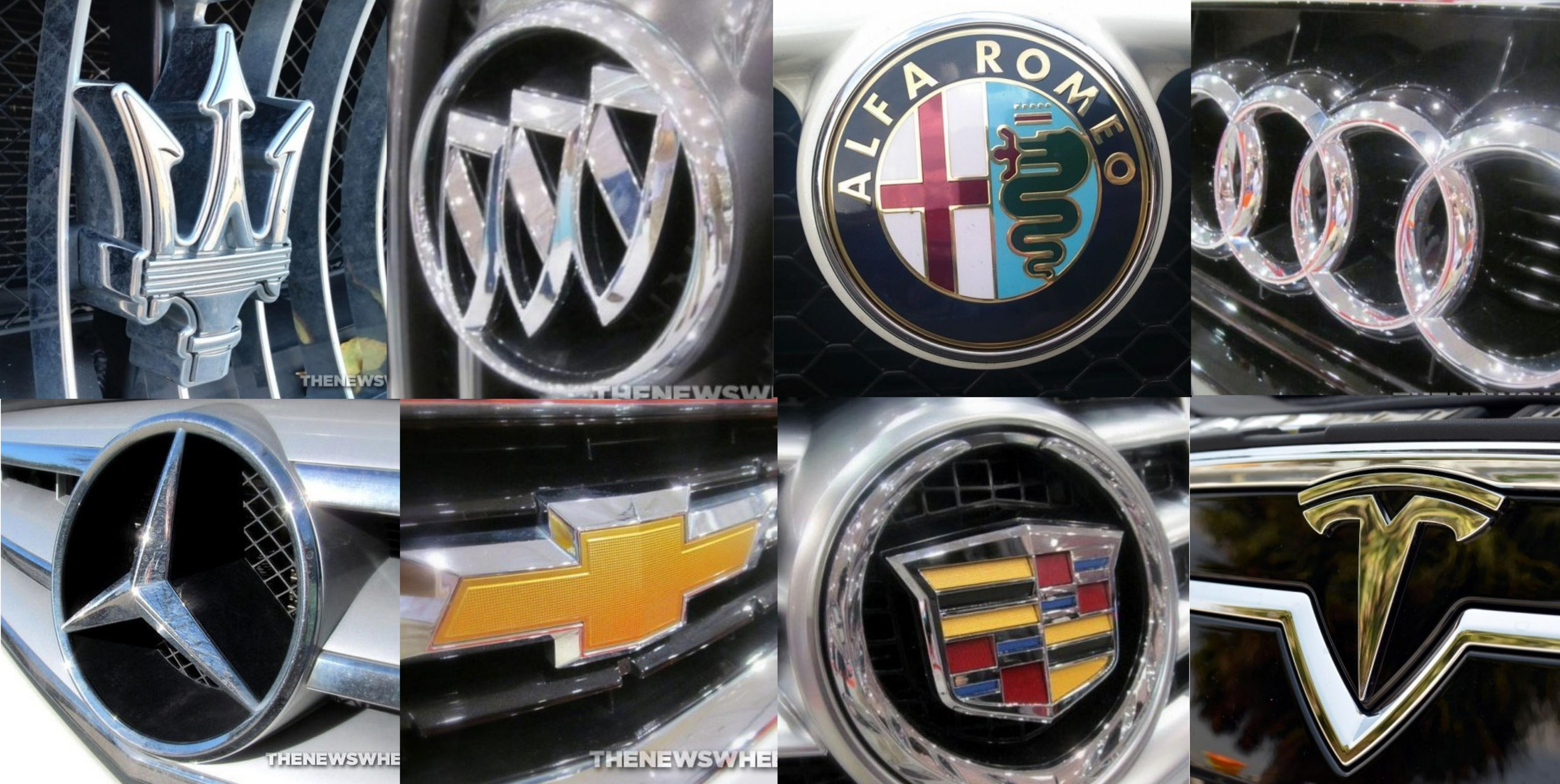 Trident Car Logo >> Behind The Badge 20 Fascinating Facts About The Hidden Meanings Of