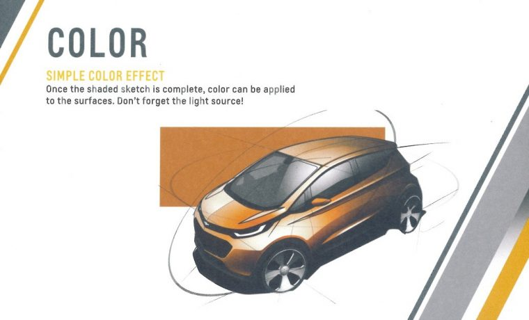 Chevrolet - How to Sketch a Car (Page 10)