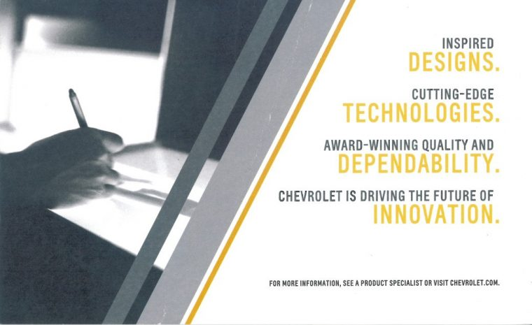 Chevrolet - How to Sketch a Car (Page 12)