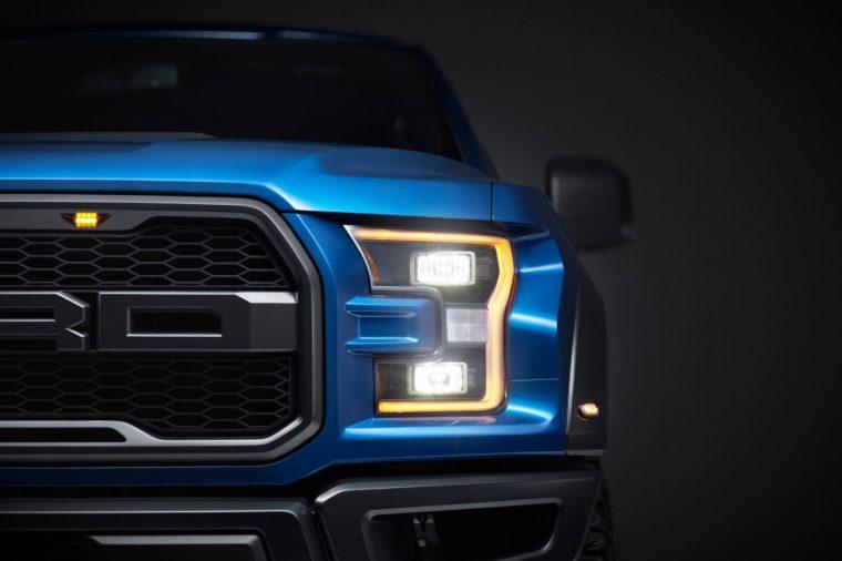 Ford F-150 Raptor Grille | next-gen Ford F-150 Raptor rumor