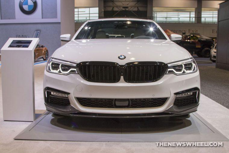 2018 BMW 530i 5 Series Chicago Auto Show CAS