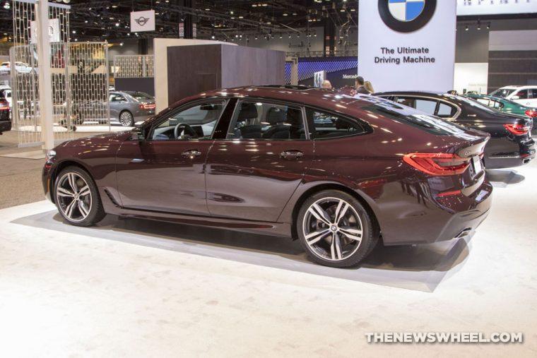2018 BMW 640i Gran Turismo 6 Series Chicago Auto Show CAS