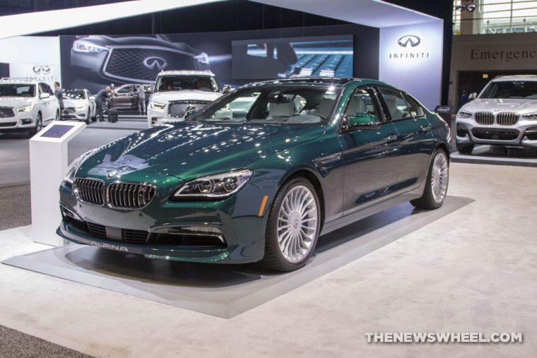 2018 BMW Alpina B6 Chicago Auto Show CAS