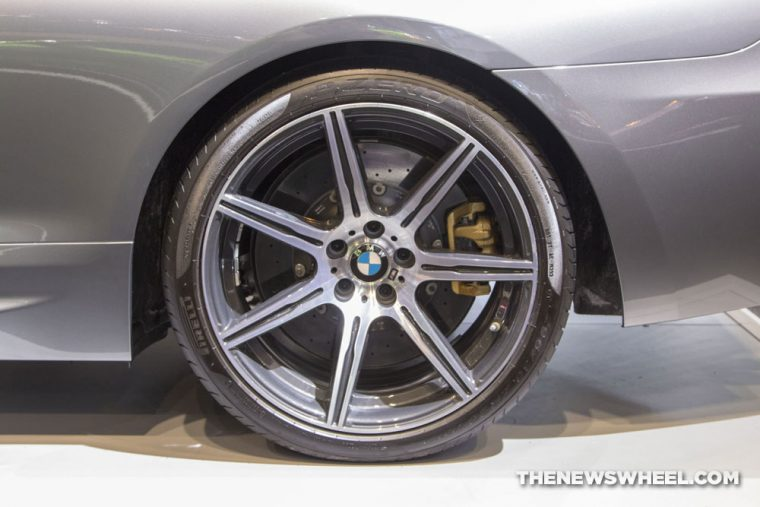 2018 BMW M6 Convertible Chicago Auto Show CAS