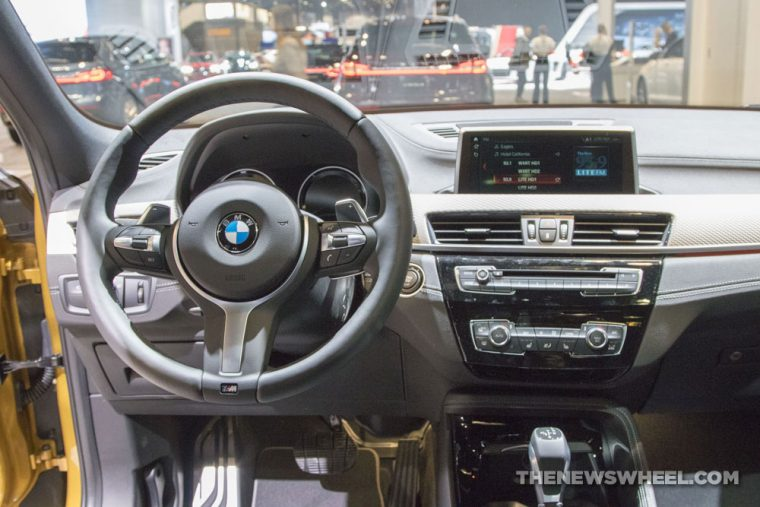 2018 BMW X2 Chicago Auto Show CAS