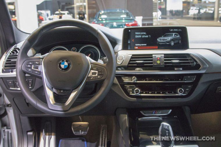 2018 BMW X3 M40i Chicago Auto Show CAS