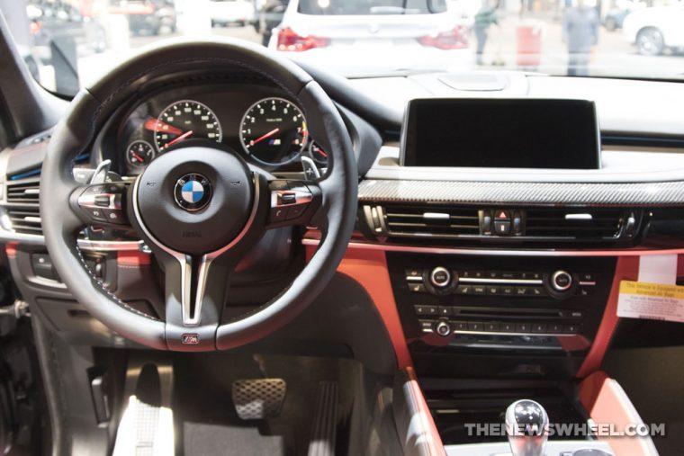 2018 BMW X5 M Chicago Auto Show CAS