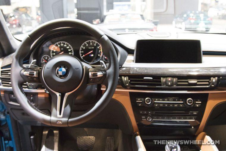 2018 BMW X6 M Chicago Auto Show CAS