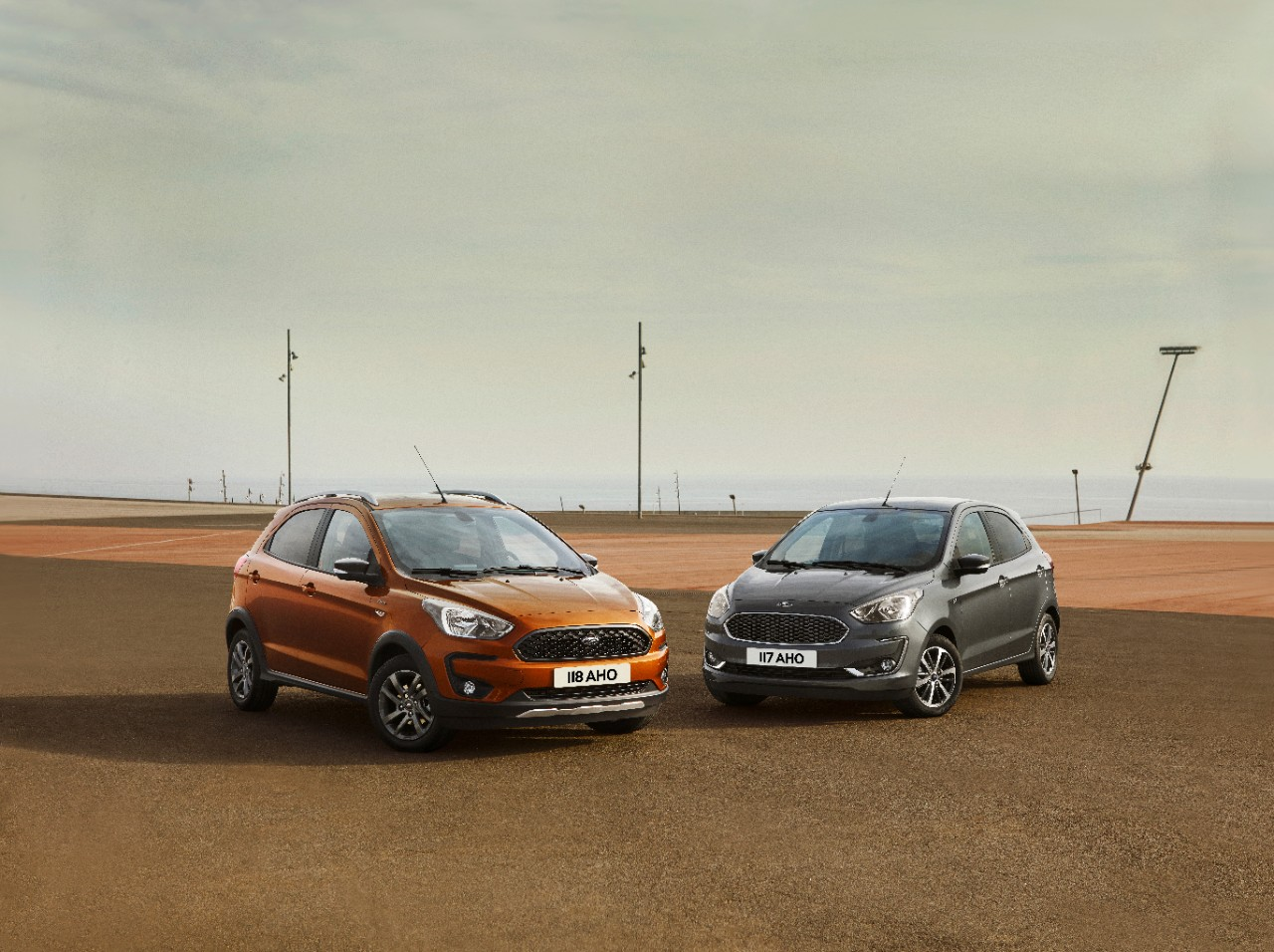 photos ford reveals new ka ka active crossover the. Black Bedroom Furniture Sets. Home Design Ideas