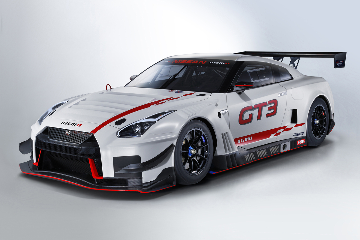 Nissan Reveals 2018-spec GT-R NISMO GT3, Confirms Entry in ...