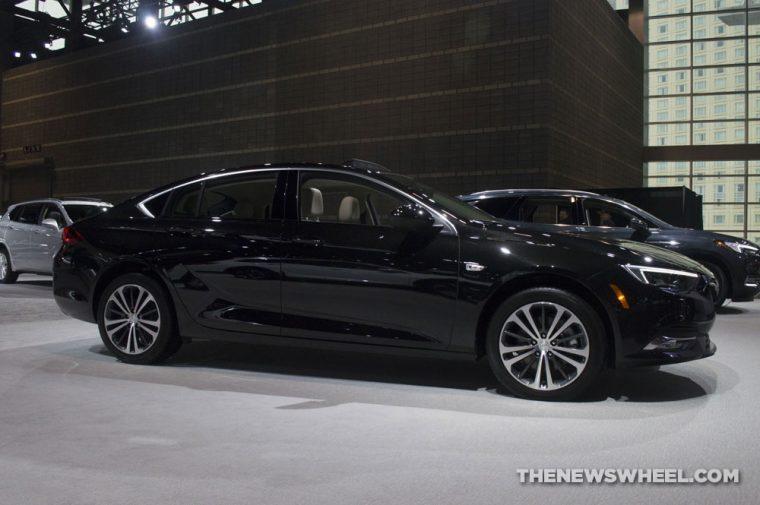 Chicago Auto Show - 2018 Buick Regal Sportback