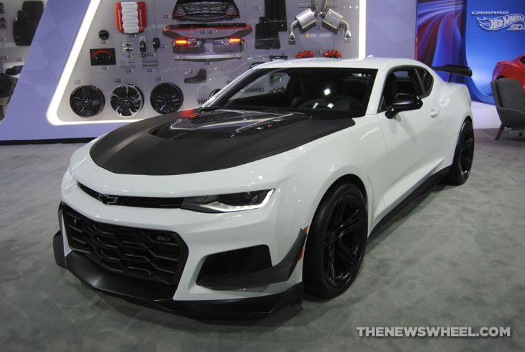 Chicago Auto Show - 2018 Chevrolet Camaro ZL1