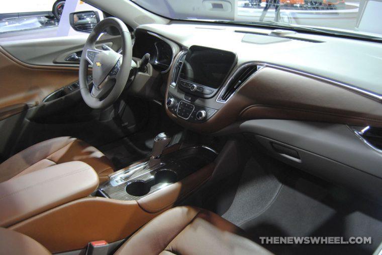 Chicago Auto Show - 2018 Chevrolet Malibu Premier