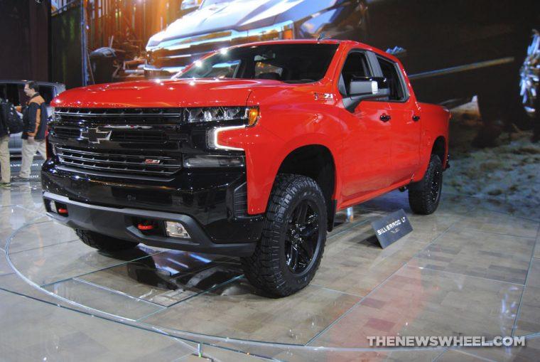 Chicago Auto Show - 2019 Chevrolet Silverado