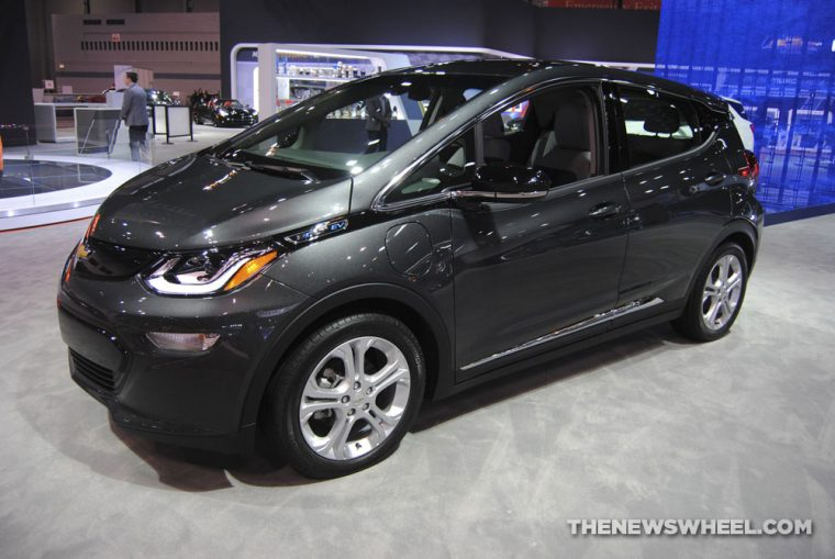 Chicago Auto Show - 2018 Chevrolet Bolt EV