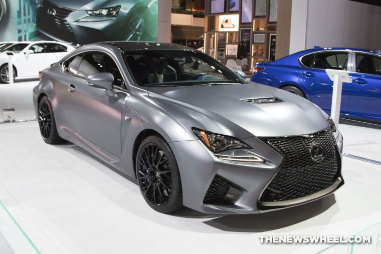 Lexus RC-F 10th Anniversary Edition