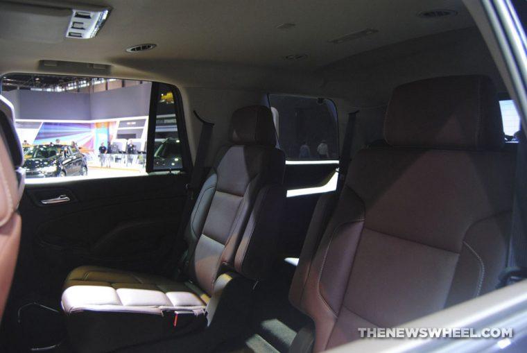 Chicago Auto Show - 2018 Chevrolet Tahoe Premier