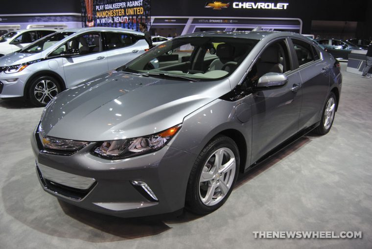 Chicago Auto Show - 2018 Chevrolet Volt