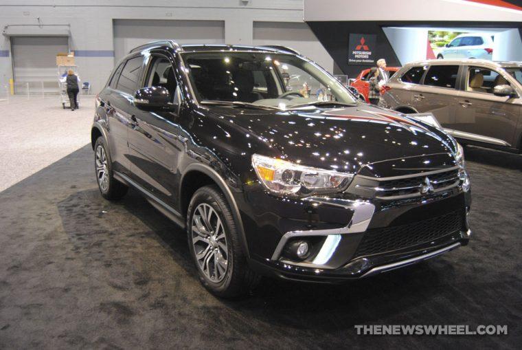 Chicago Auto Show - 2018 Mitsubishi Outlander Sport