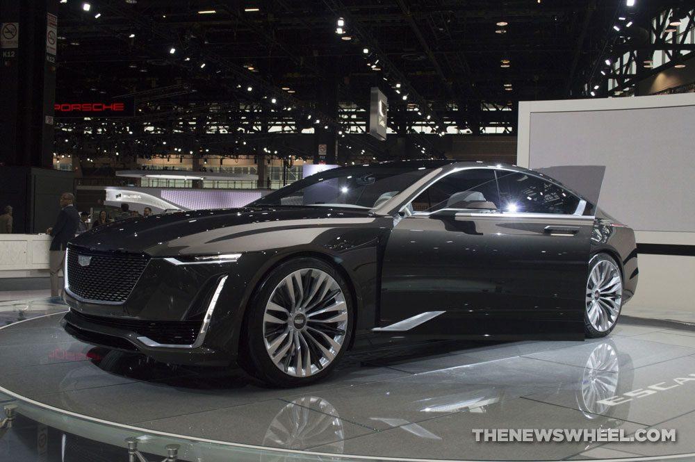 Chicago Auto Show - Cadillac Escala Concept