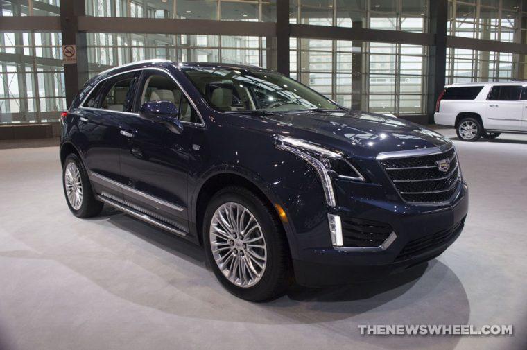 Chicago Auto Show - 2018 Cadillac XT5 Premium Luxury