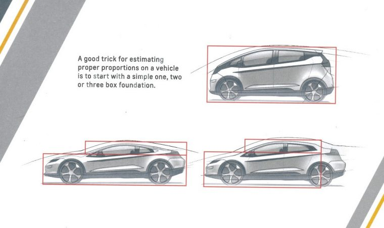 Chevrolet - How to Sketch a Car (Page 5)
