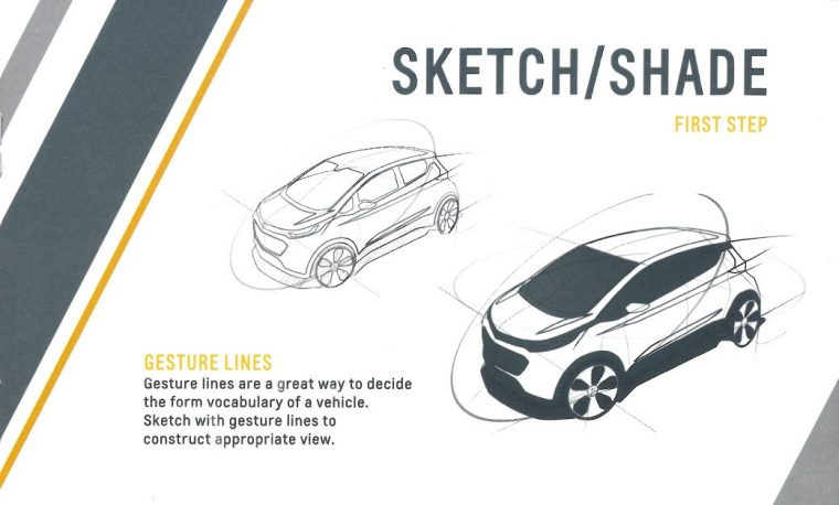 Chevrolet - How to Sketch a Car (Page 7)
