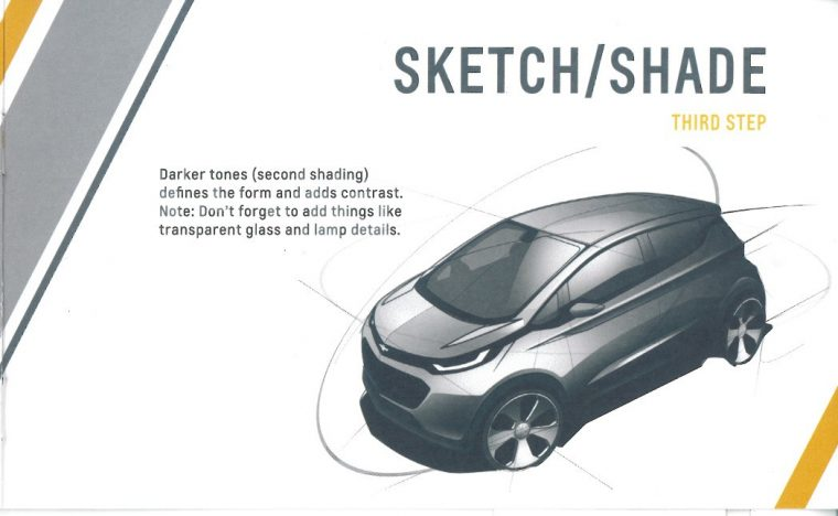 Chevrolet - How to Sketch a Car (Page 9)