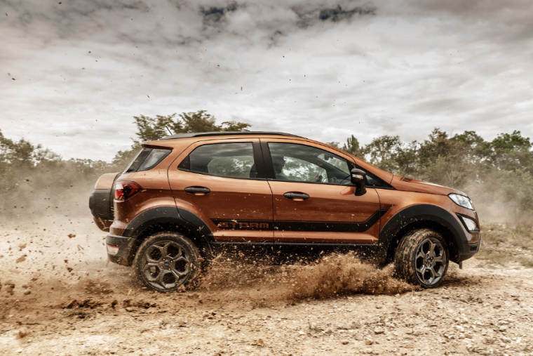 Is The Ford Ecosport Storm America S Ford Ecosport Raptor Could Be