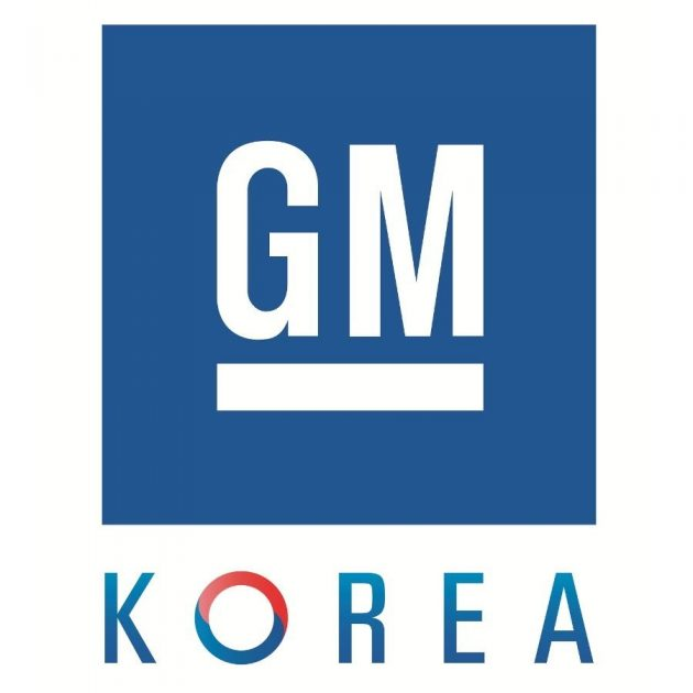 GM Korea logo