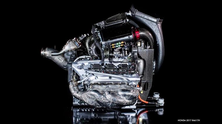 Honda 2017 RA617H