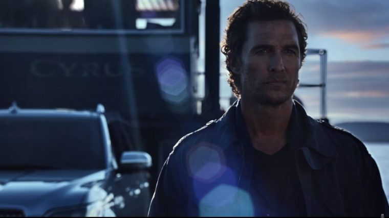 Matthew McConaughey Lincoln Navigator Commercial
