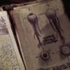 Necronomicon eye page